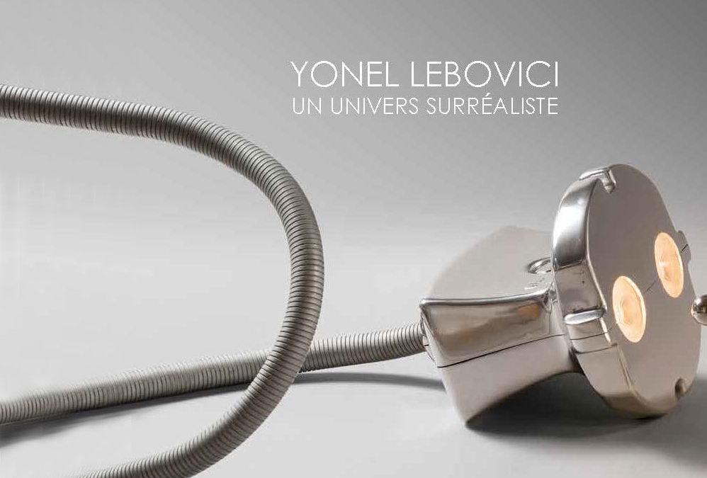 """""""Yonel Lebovici, un univers surréaliste"""", catalogue d'exposition, 2014"""