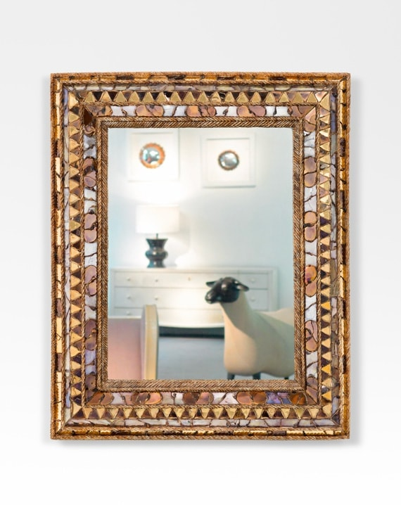 """Line Vautrin, miroir """"Florence"""", vue 01"""