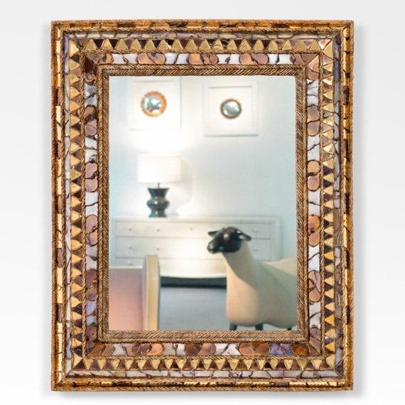 Line Vautrin, miroir «Florence»