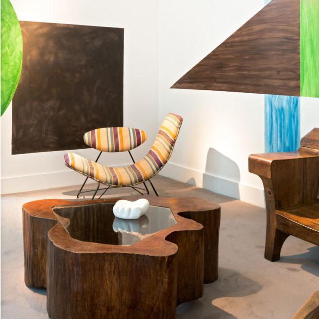 design brésilien, brazilian design, caldas, zanine caldas, modernariato, wood, upcycling