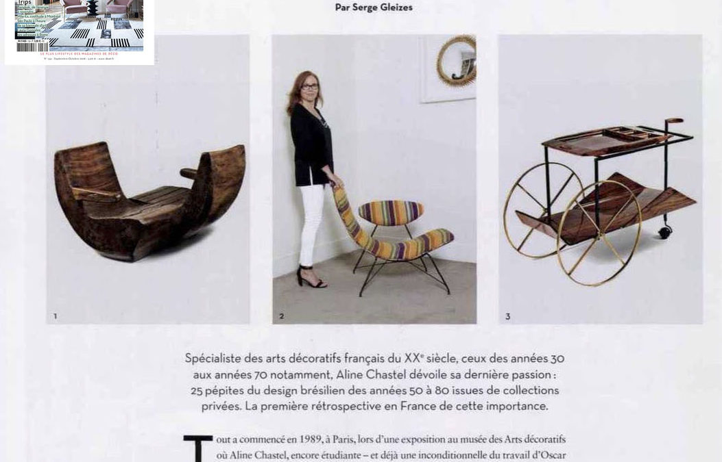 IDEAT – Modern Brasileiro – Septembre 2018