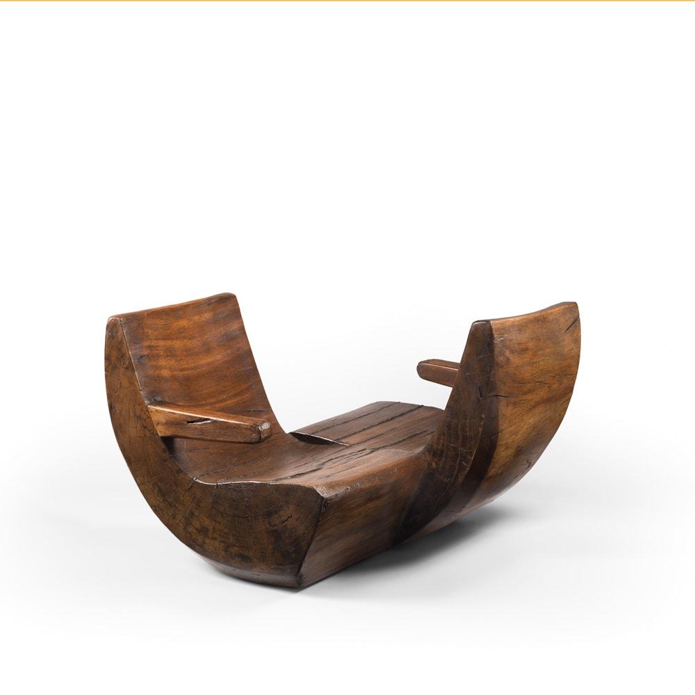 "Jose Zanine Caldas, ""Namoradeira"" conversation seat, vue 01"
