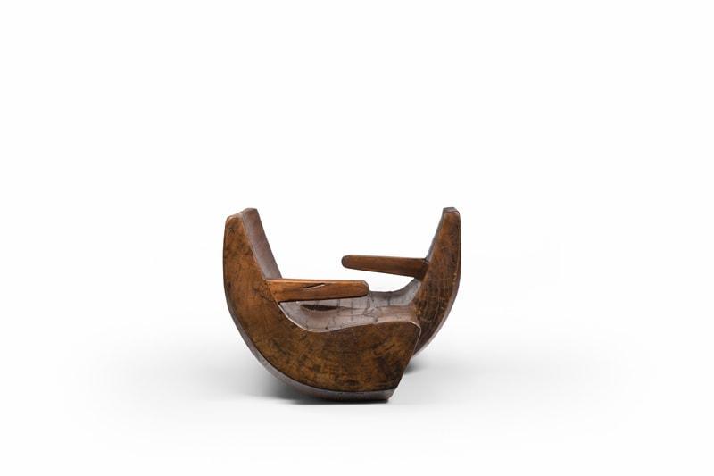 "Jose Zanine Caldas, ""Namoradeira"" conversation seat, vue 02"