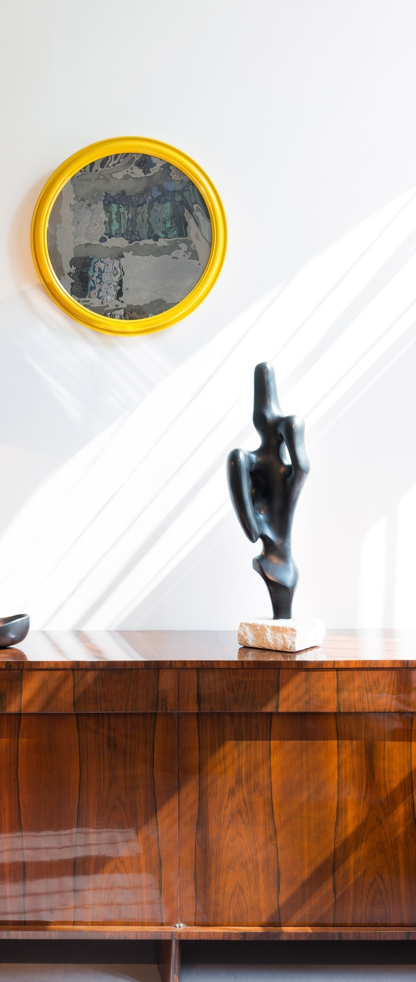 Georges Jouve, Exceptional and rare ceramic sculpture (sold), vue 01