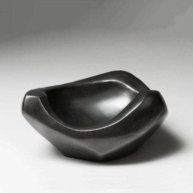 Georges Jouve, Free-shaped bowl