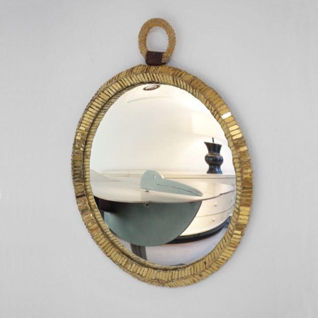 Line Vautrin, Miroir «Montre» (vendu)