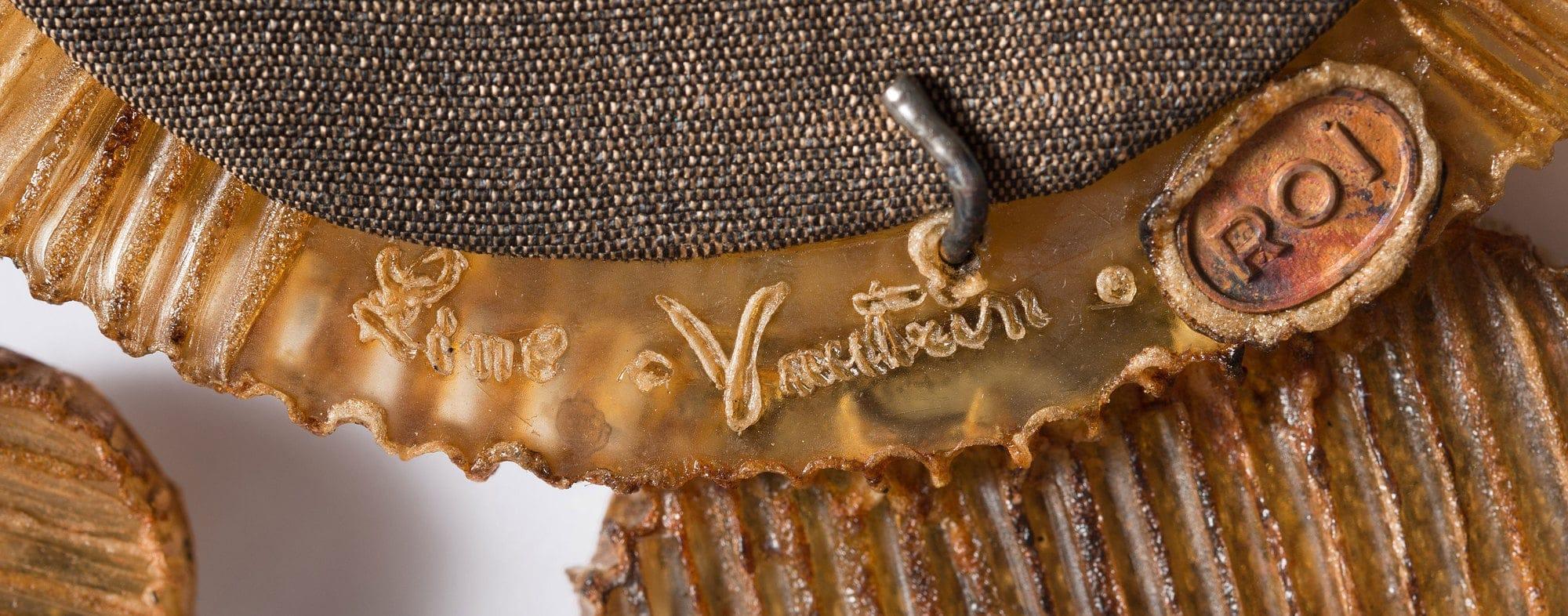 Line Vautrin, Rare paire de miroirs (vendue), vue 04