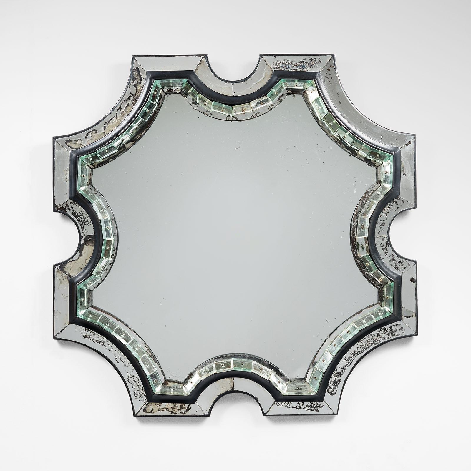 Serge Roche, Exceptionnal Mirror, vue 01