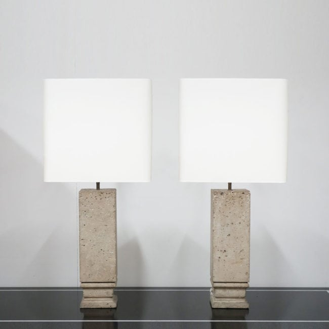 Jean-Charles Moreux, Pair of lamps