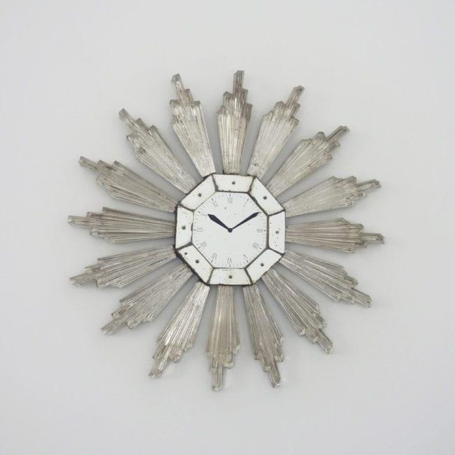 Serge Roche, Très rare horloge murale (vendue)