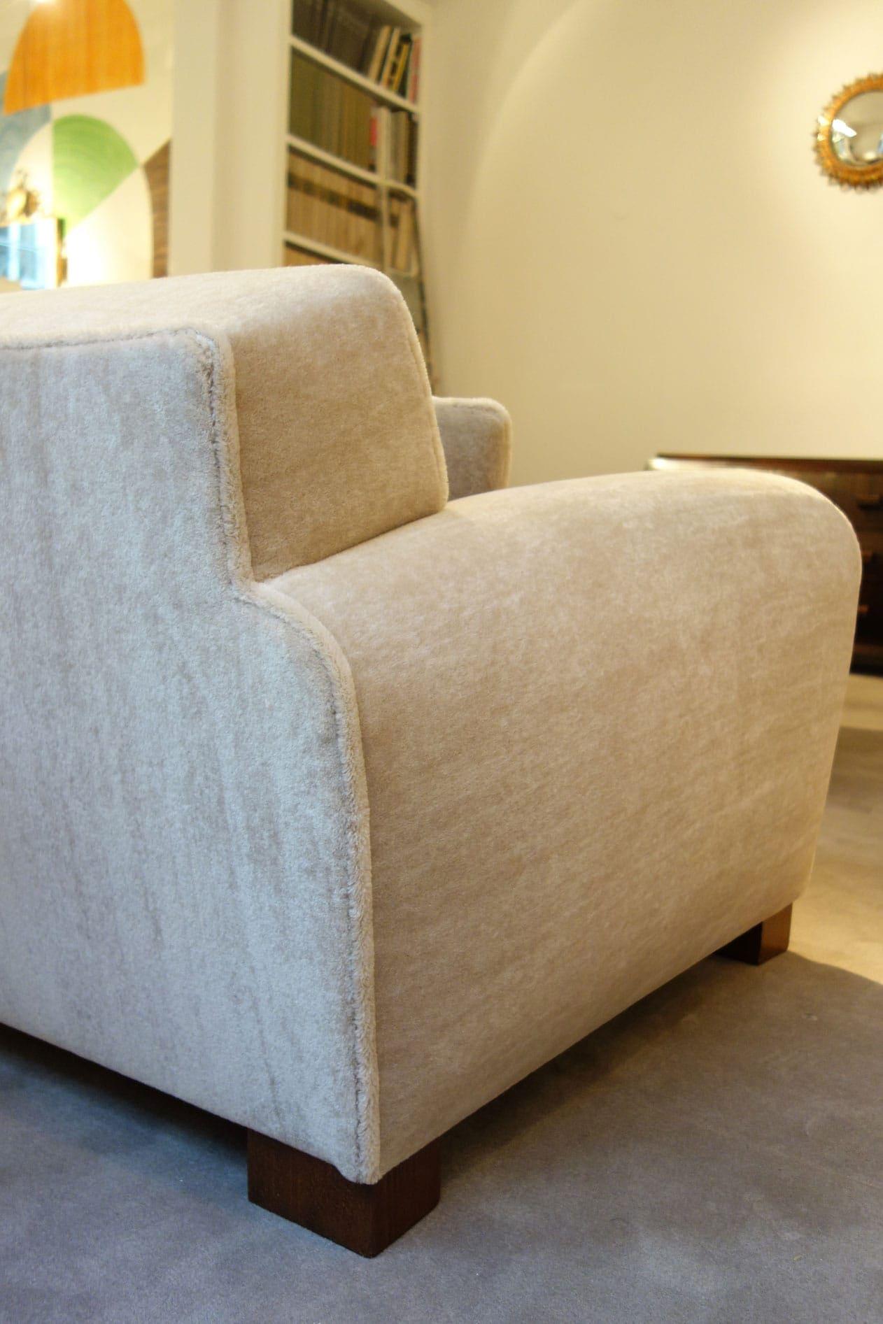 Jean Royère, Rare sofa (sold), vue 04