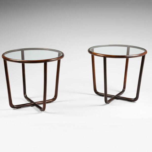 Joaquim Tenreiro, Pair of side tables