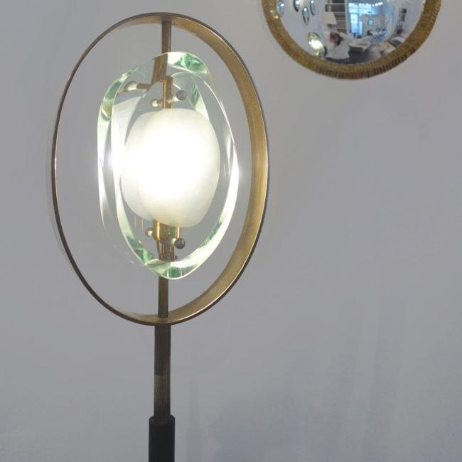 Max Ingrand, «Micro» floor lamp, model 2020, Fontana Arte edition