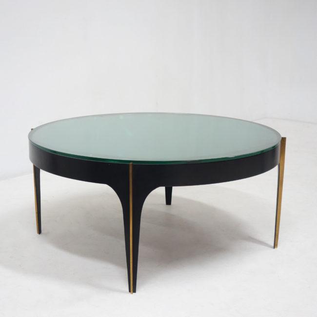 Fontana Arte, sous la direction de Max Ingrand, Rare table basse modèle 1774 (vendue)