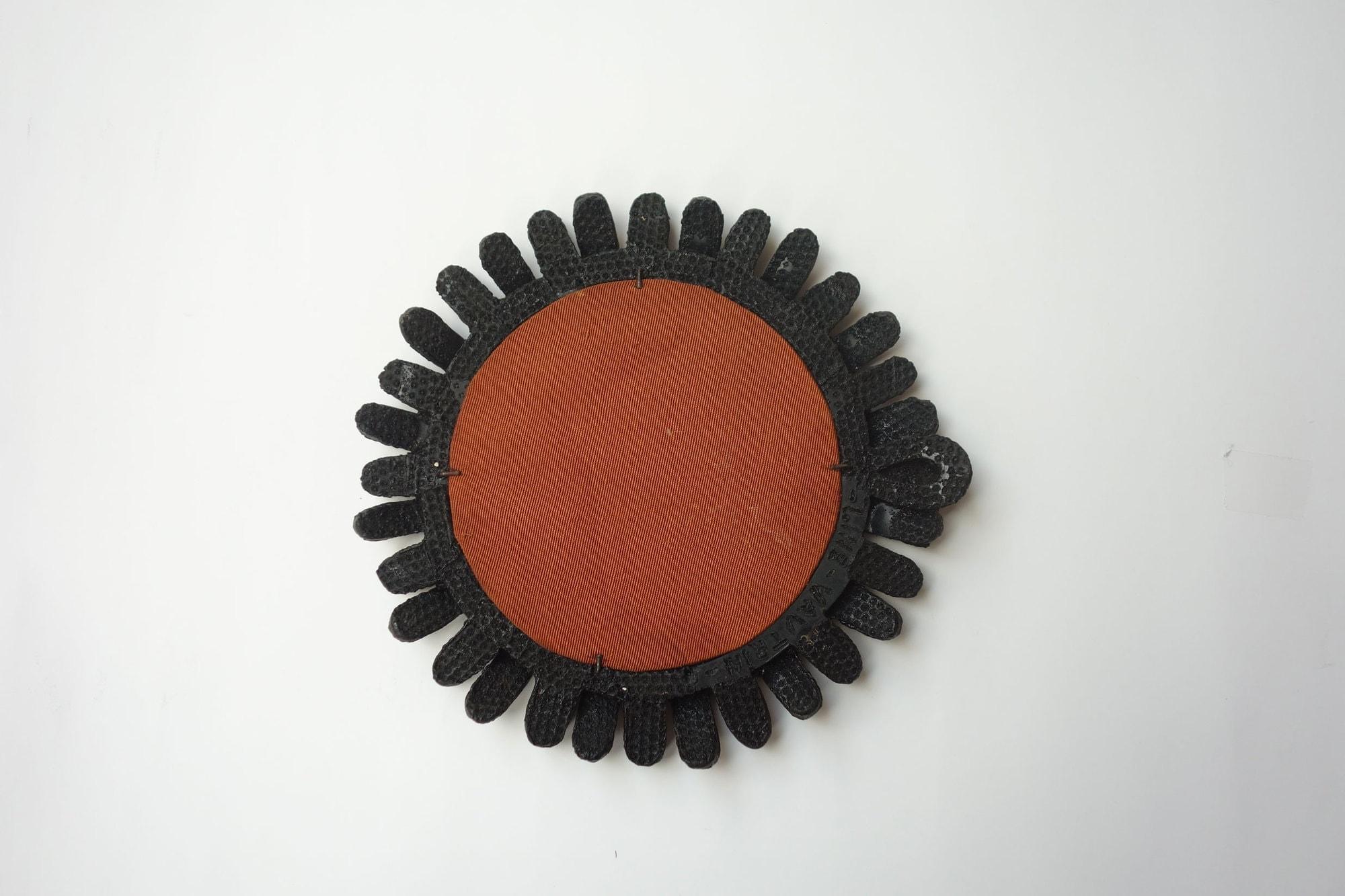 Line Vautrin, Miroir «Gerbera» (vendu), vue 04