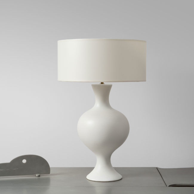 Denyse Gatard, Grande et rare lampe (vendue)