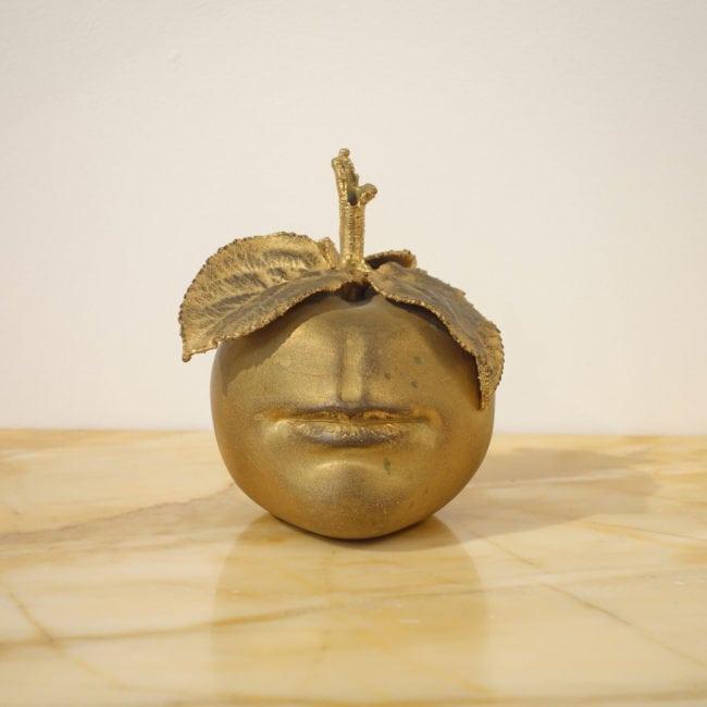 Claude Lalanne, Pomme bouche (vendue)