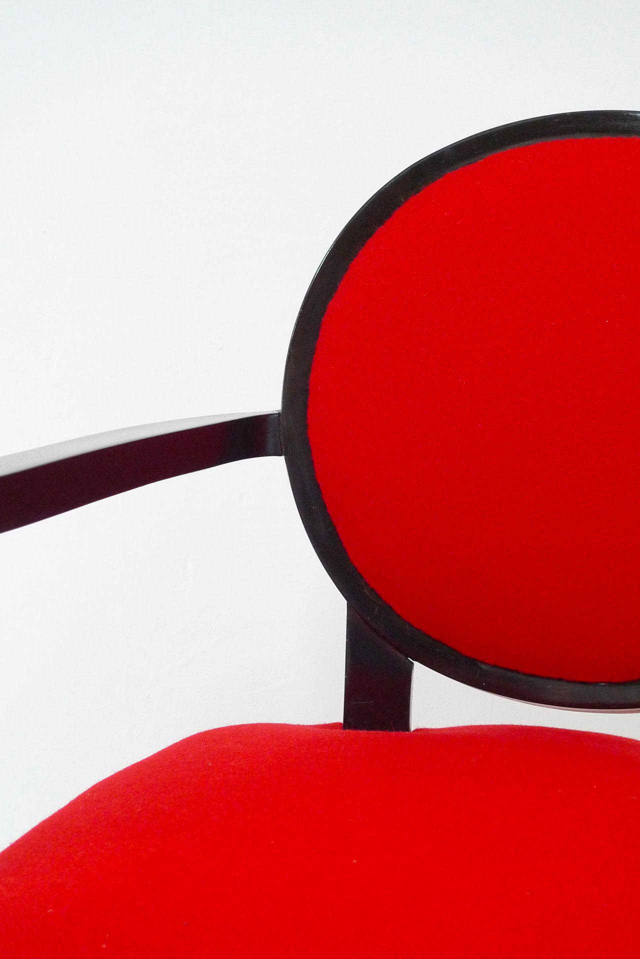 Jean Royère, « Drouant » armchairs, vue 03