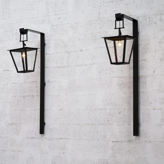 Jean Royère, Paire de lanternes dites «Fond perdu»