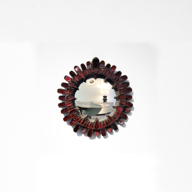 Line Vautrin, Miroir «Gerbera» (vendu)