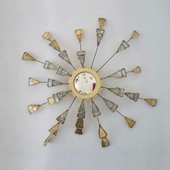 Line Vautrin, Très rare miroir (vendu)