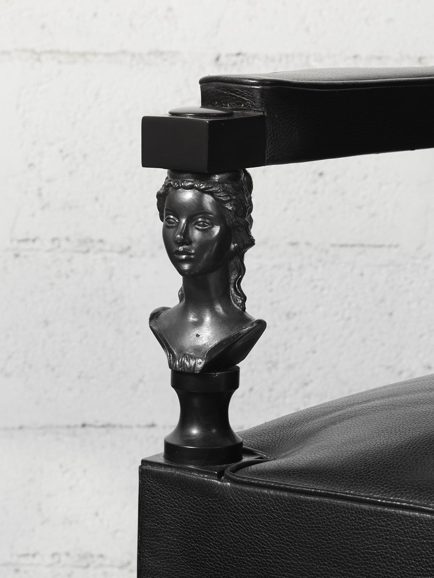 André Arbus & Vadim Androusov, Paire de fauteuils, vue 03
