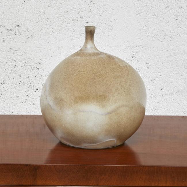 """Georges Jouve, Vase """"Pomme"""""""