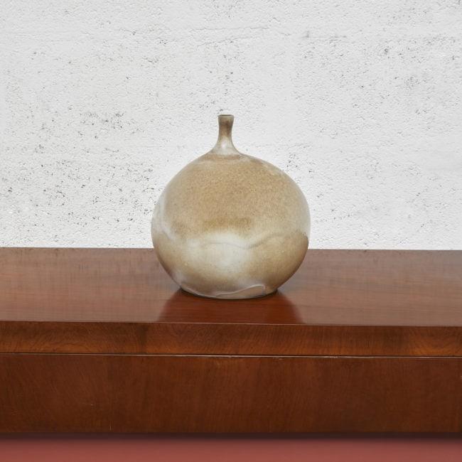 """Georges Jouve, """"Pomme"""" vase"""