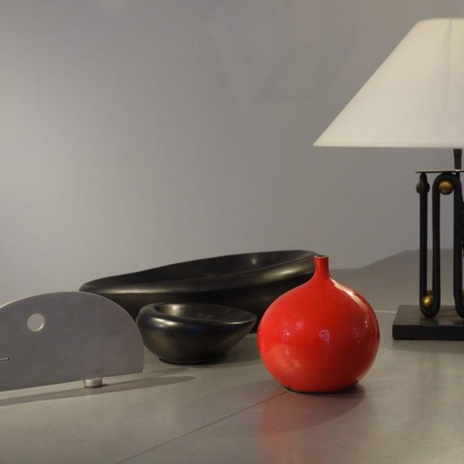 Georges Jouve, Vase «Pomme» (vendu)