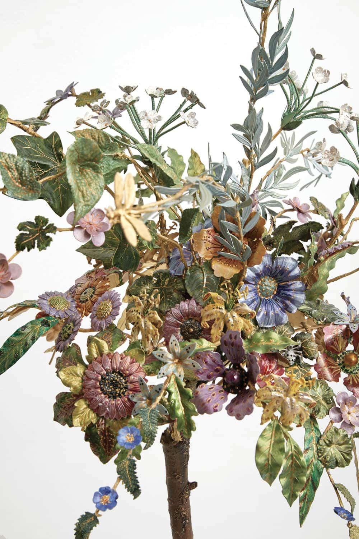Joy de Rohan Chabot, «Le Jardin Suspendu» sculpture, vue 02