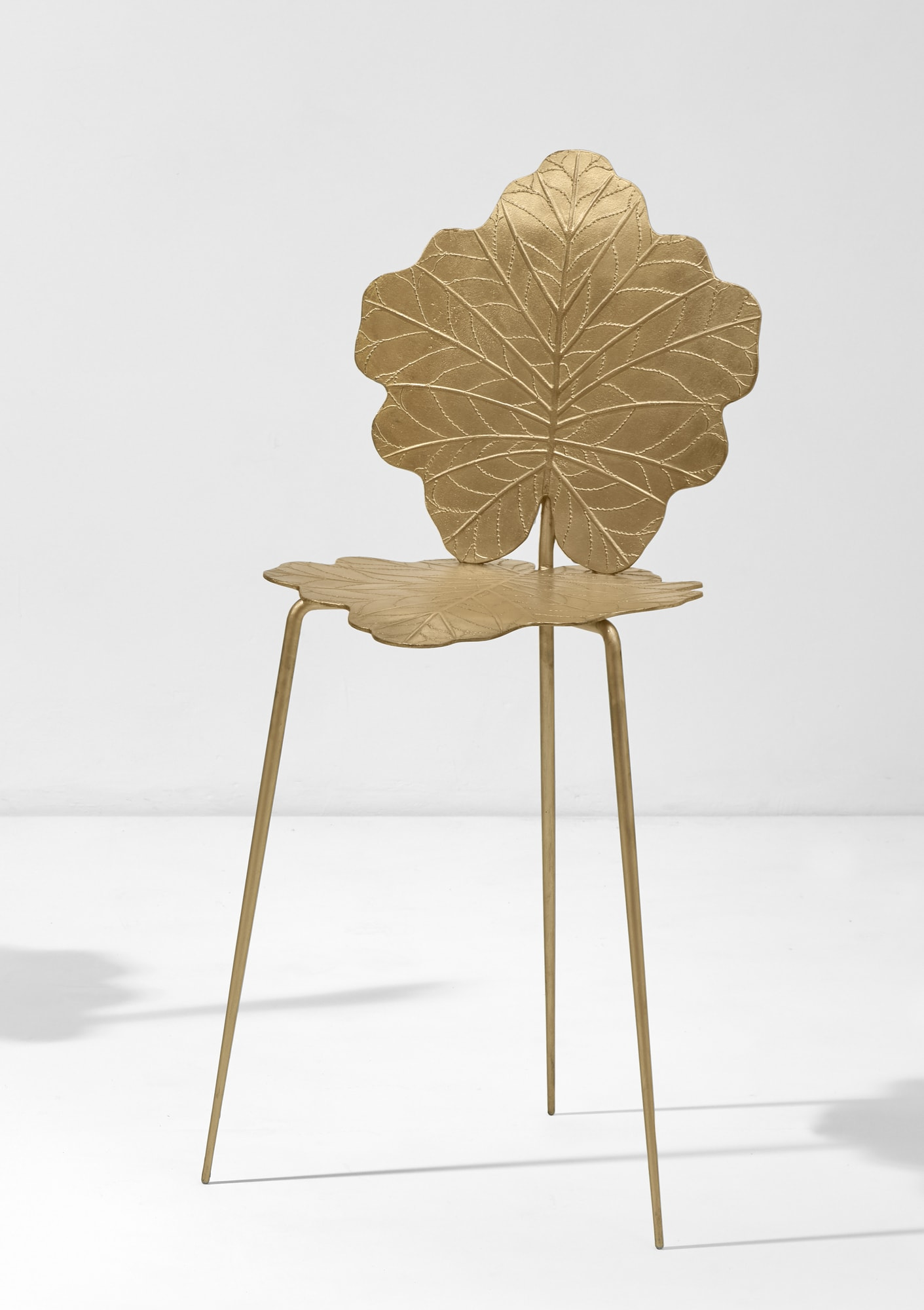 Joy de Rohan Chabot, Chaise «Feuilles d'Or», vue 02