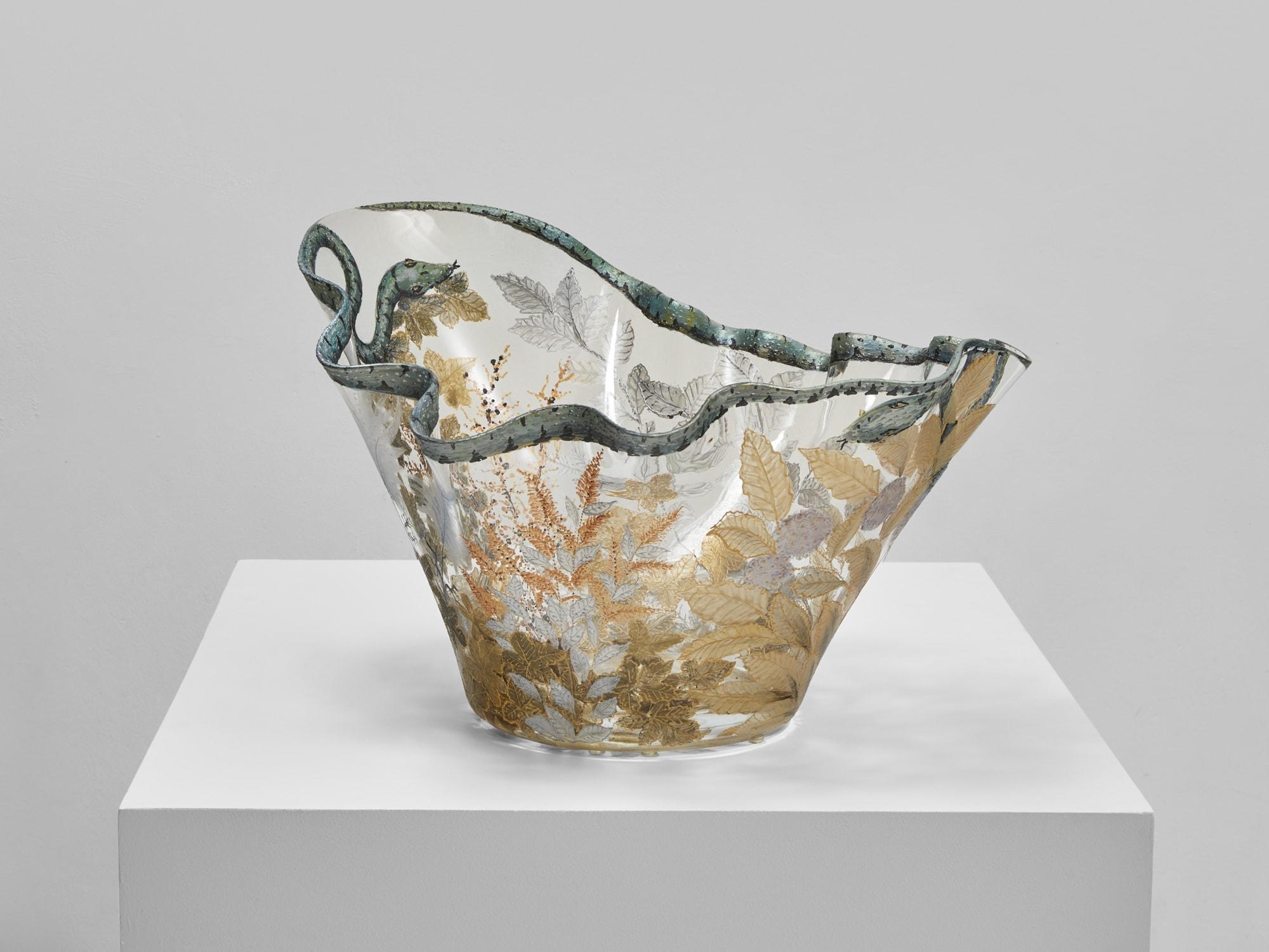 Joy de Rohan Chabot, Vase «Kaa», vue 01