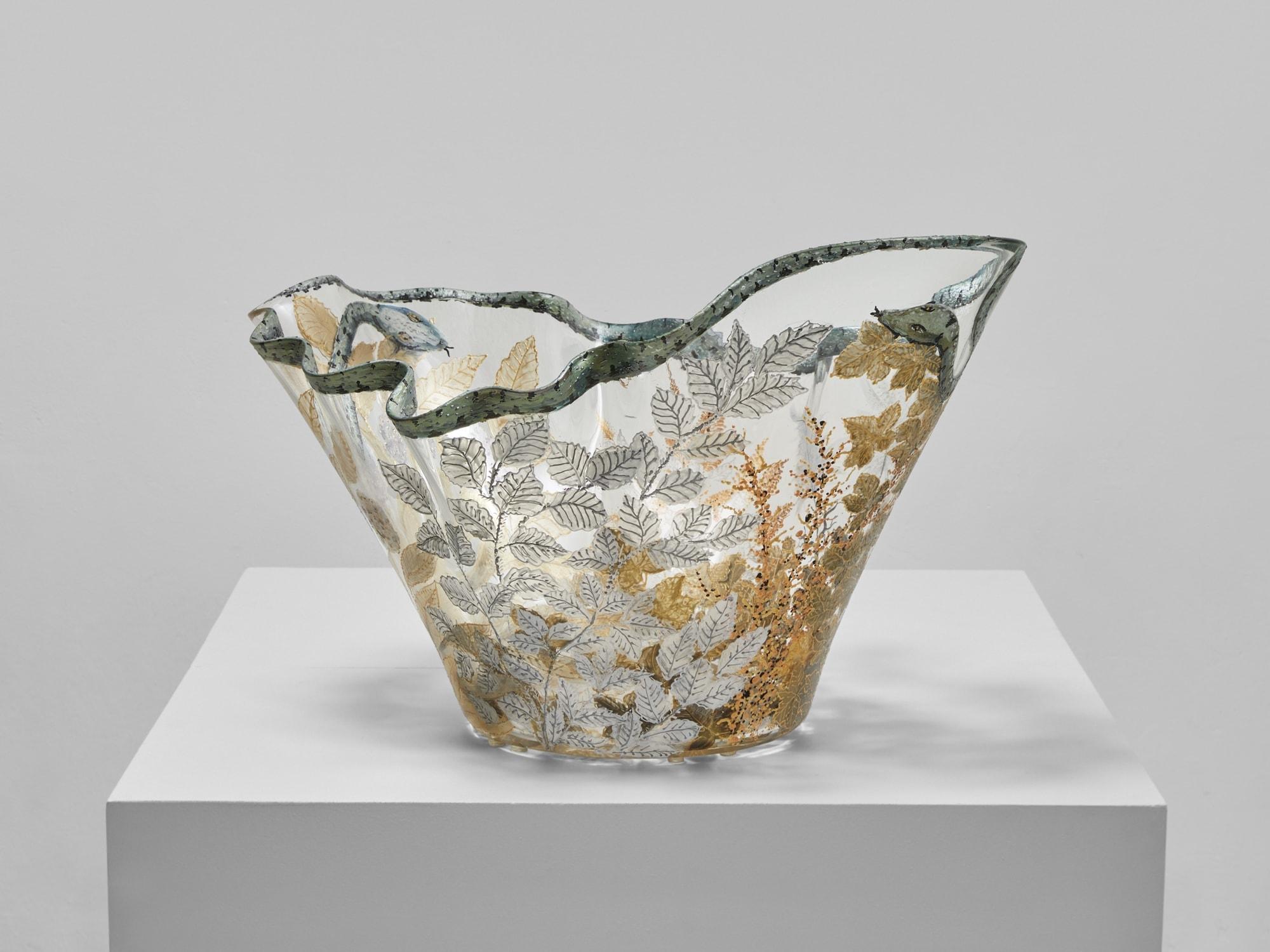 Joy de Rohan Chabot, Vase «Kaa», vue 02