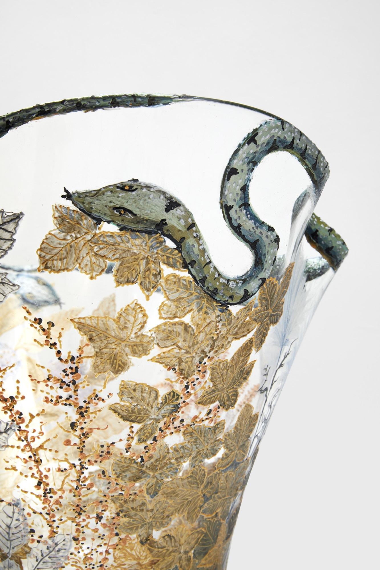Joy de Rohan Chabot, Vase «Kaa», vue 03