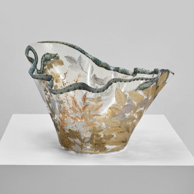 Joy de Rohan Chabot, «Kaa» vase