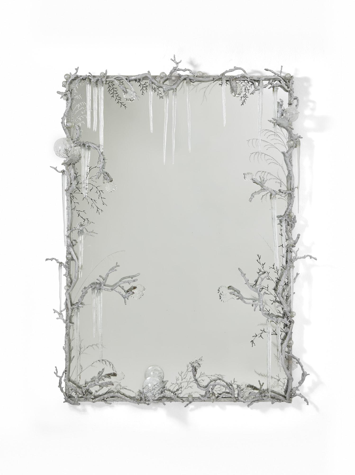 Joy de Rohan Chabot, Miroir «Matin Givré», vue 01