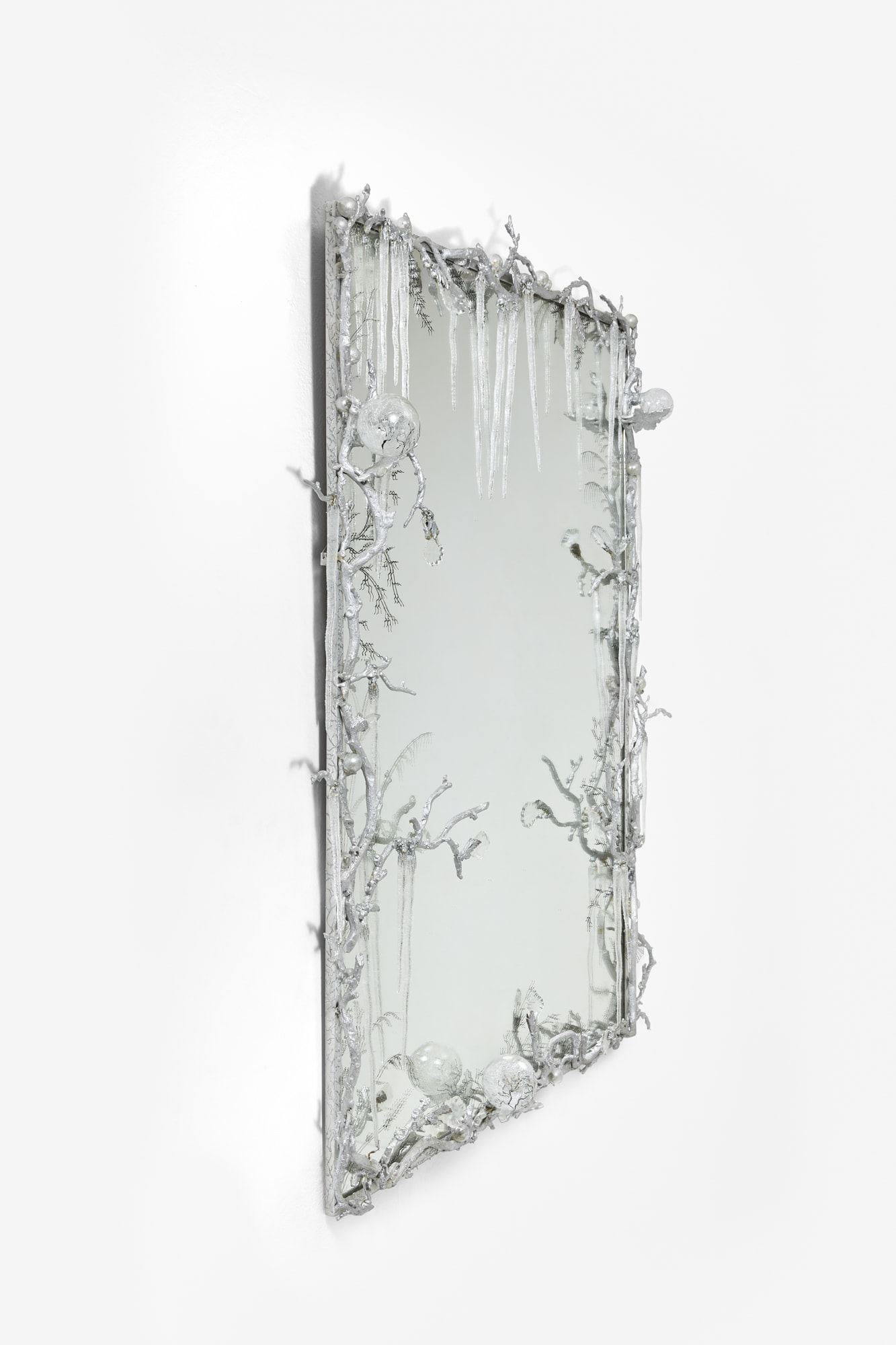 Joy de Rohan Chabot, Miroir «Matin Givré», vue 02
