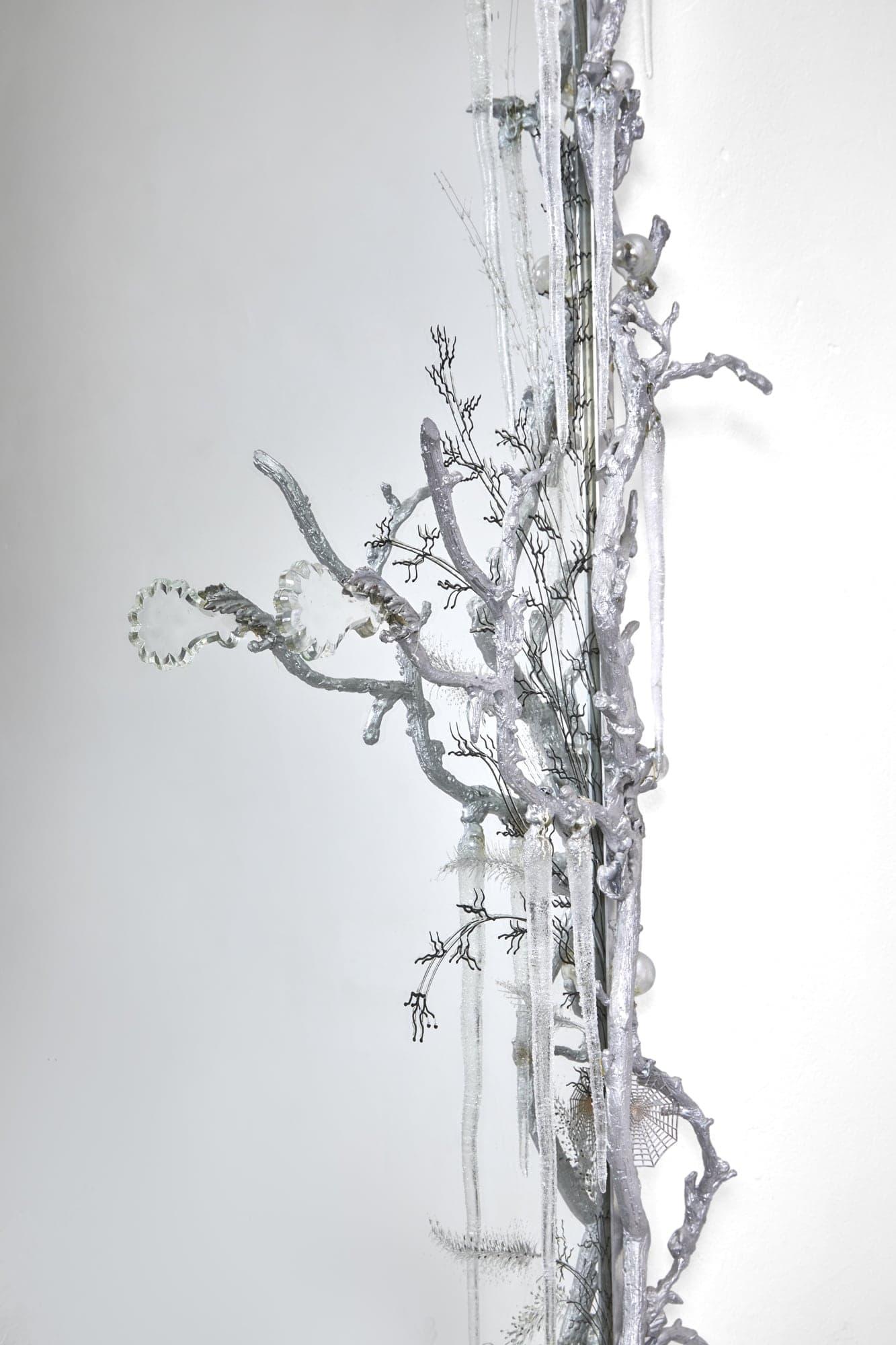 Joy de Rohan Chabot, Miroir «Matin Givré», vue 05