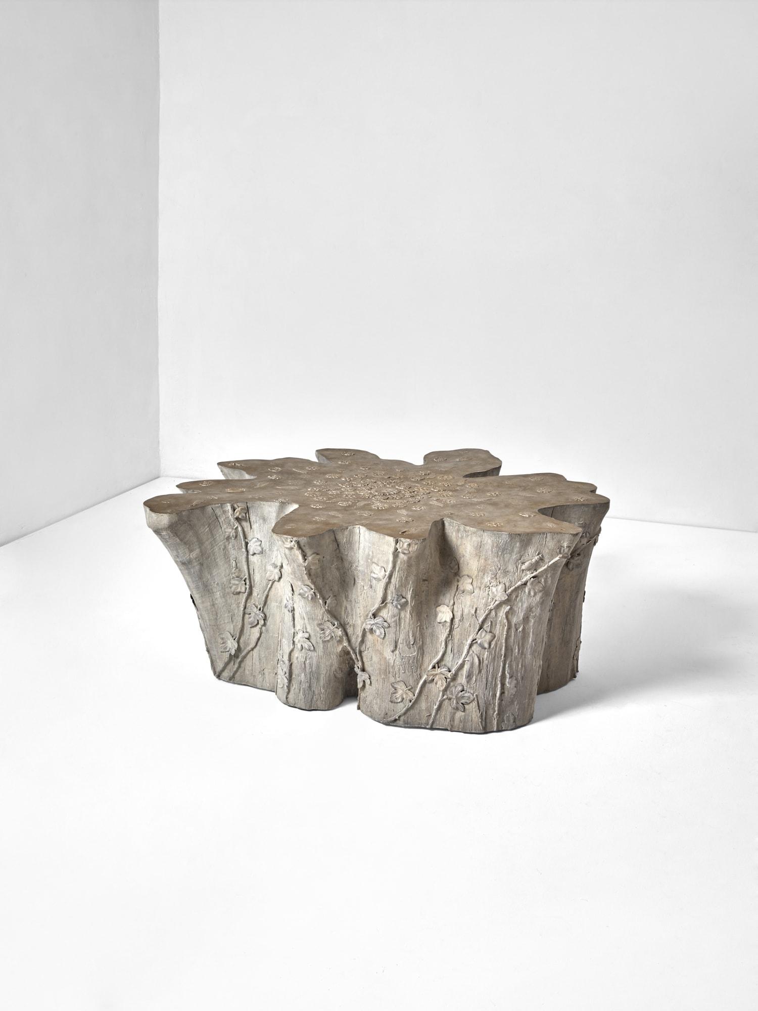 Joy de Rohan Chabot, «Millefiori» coffee table, vue 02