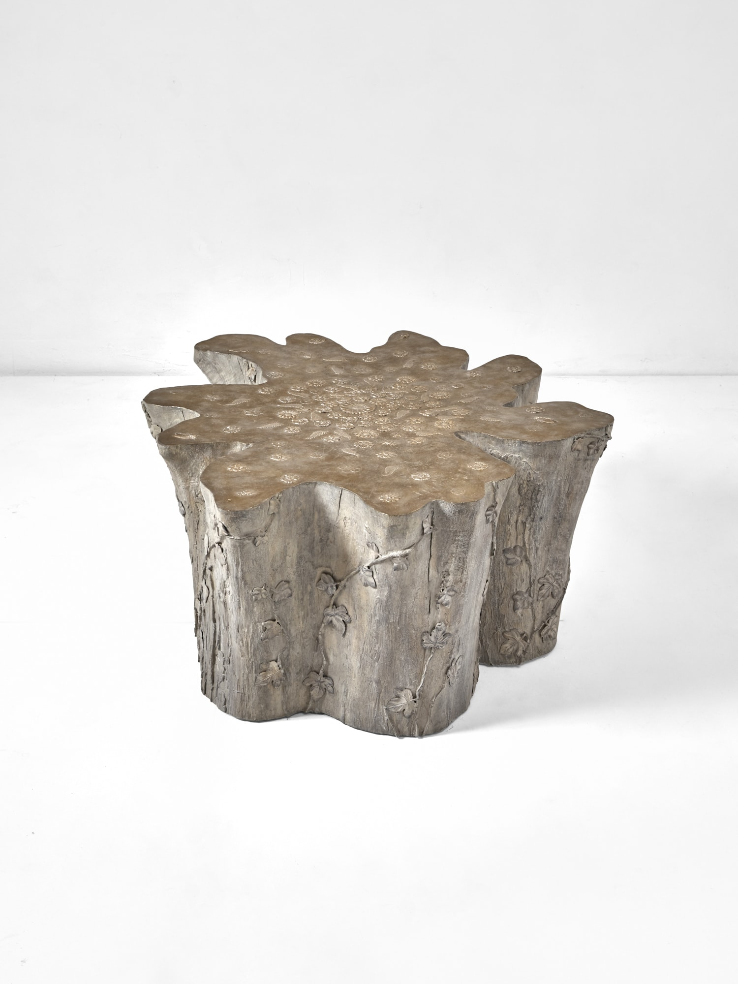 Joy de Rohan Chabot, «Millefiori» coffee table, vue 01