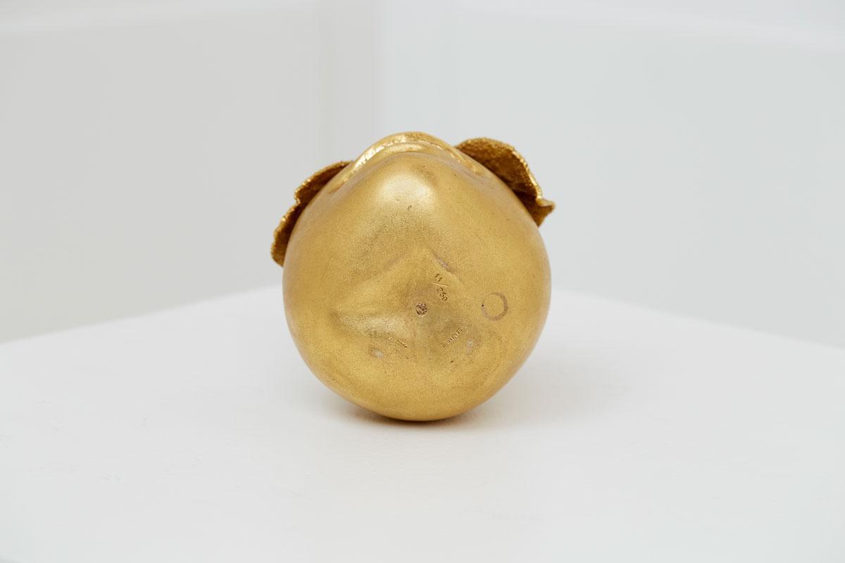 """Claude Lalanne, """"Pomme Bouche"""", vue 03"""