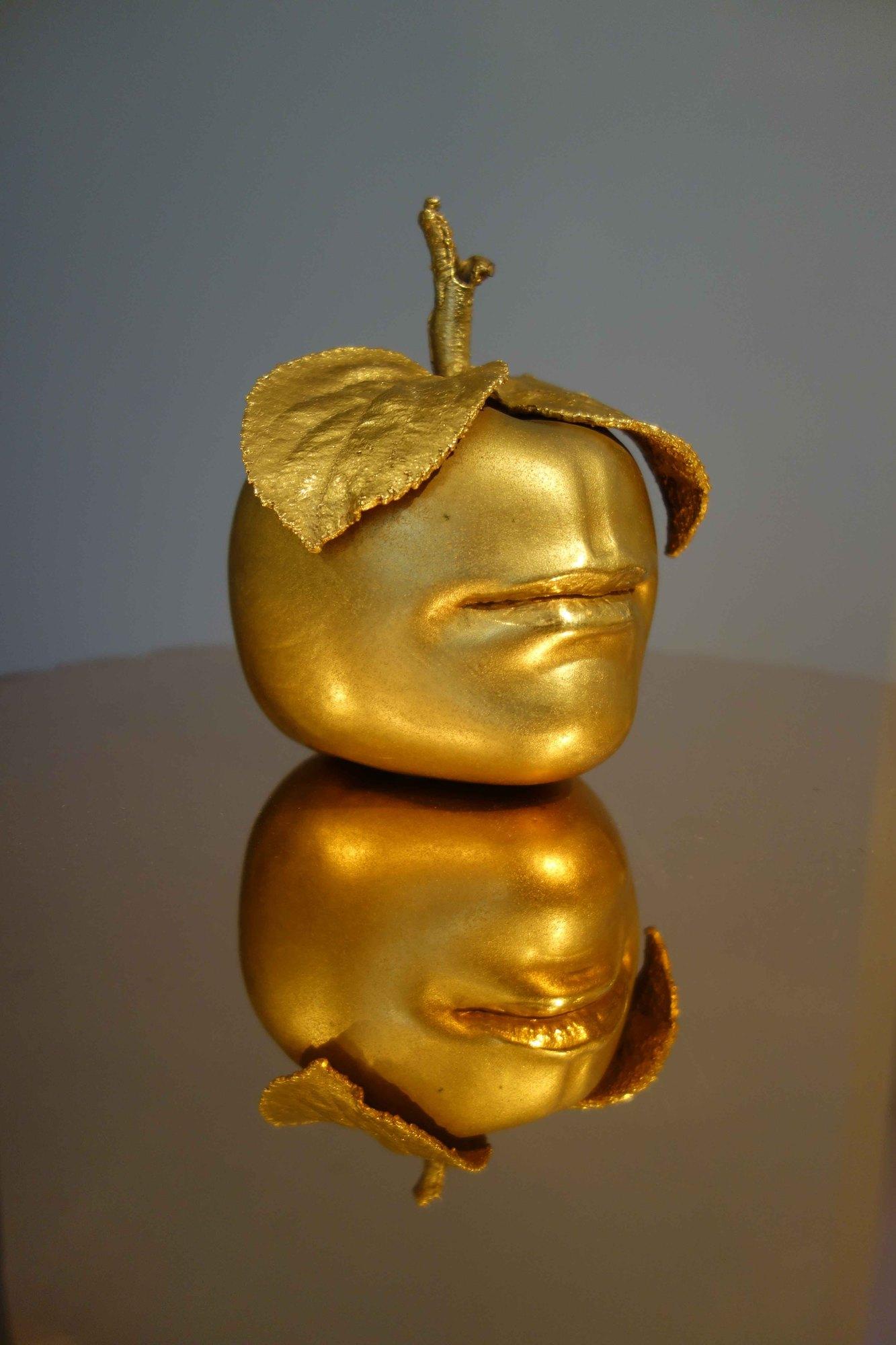 Claude Lalanne, «Pomme bouche», vue 01