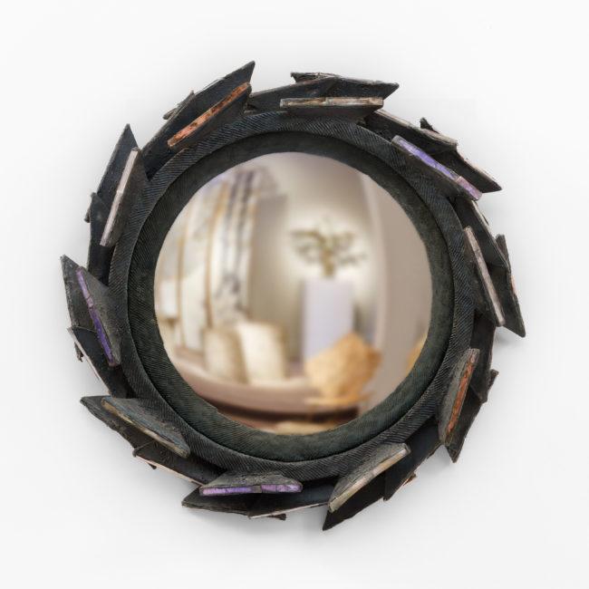 """Line Vautrin, Rare """"Pacifique"""" mirror"""