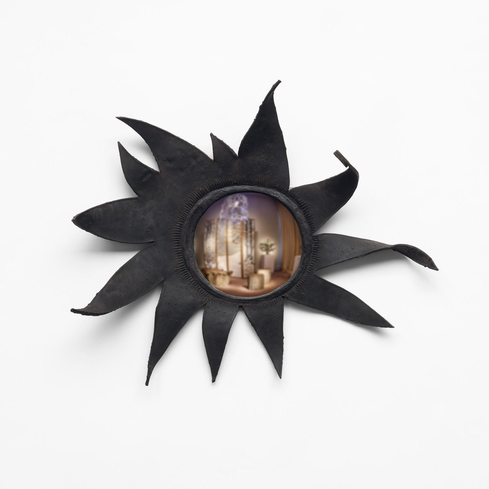 Line Vautrin, Miroir «Folie», vue 01