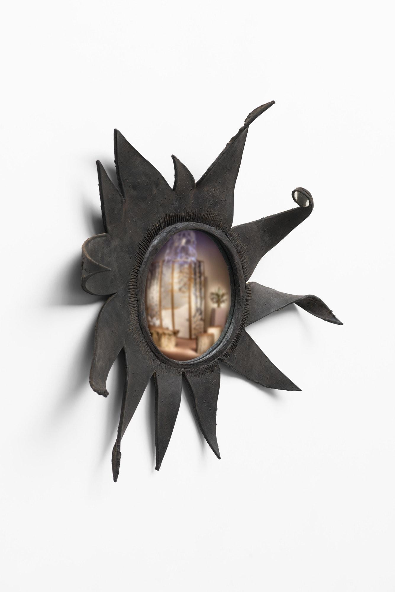 Line Vautrin, Miroir «Folie», vue 02