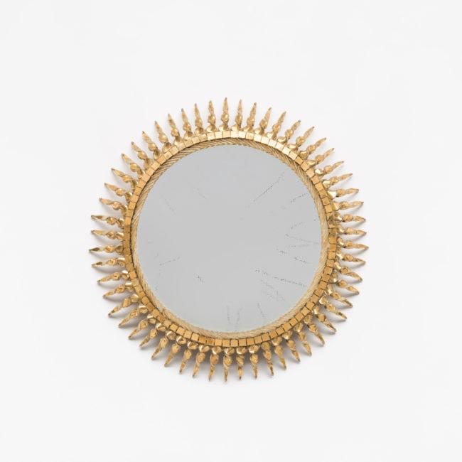 """Line Vautrin, """"Tortillons"""" mirror"""
