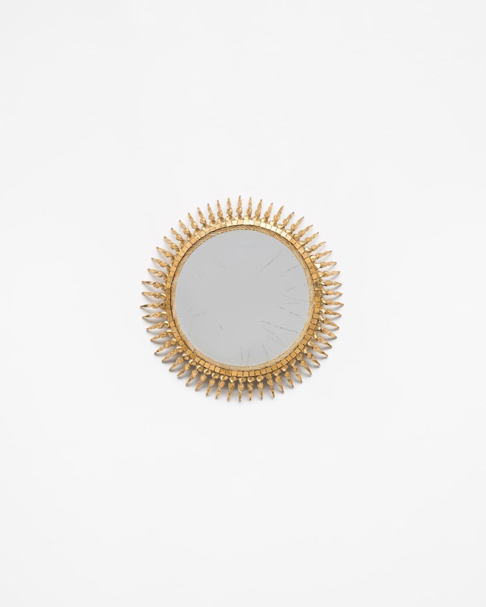 Line Vautrin, Miroir «Tortillons» (vendu), vue 01
