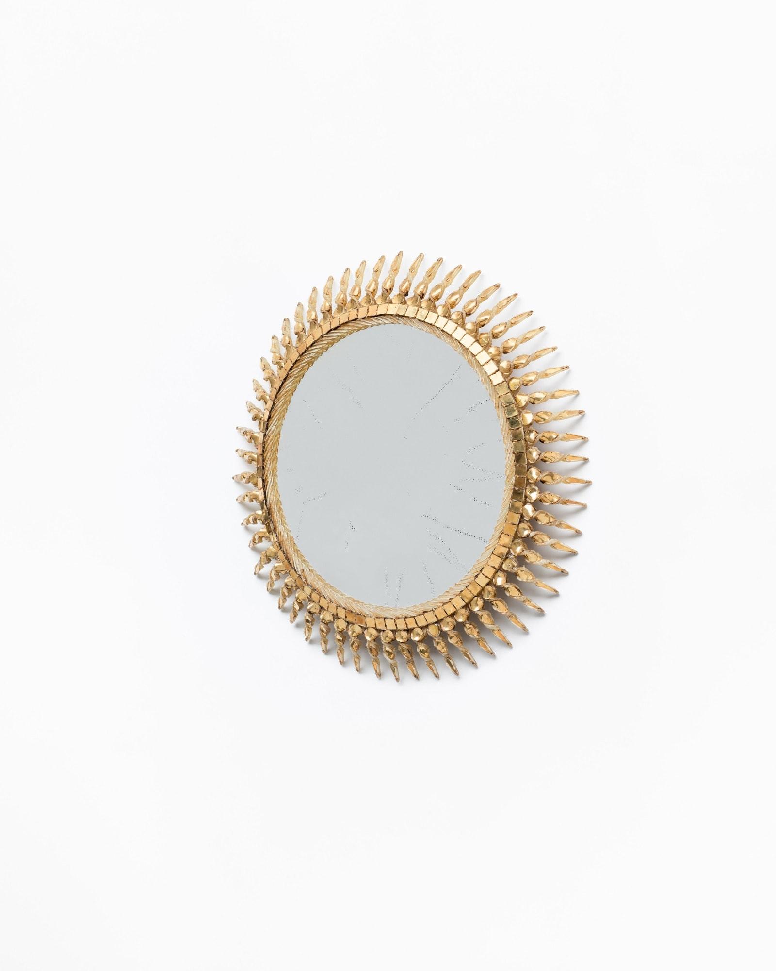 Line Vautrin, Miroir «Tortillons» (vendu), vue 02