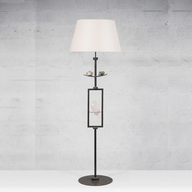 Marc Nicolas Du Plantier, Rare lampadaire