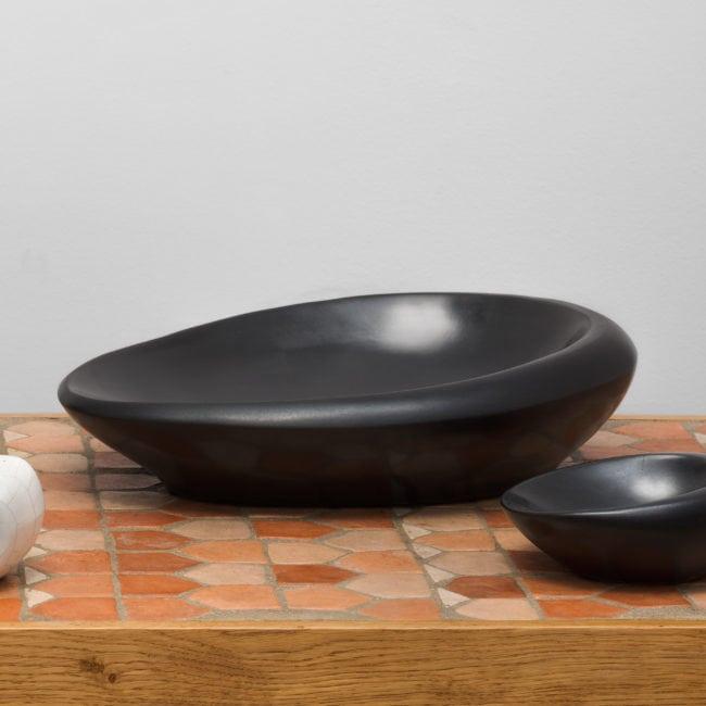 Georges Jouve, Large bowl